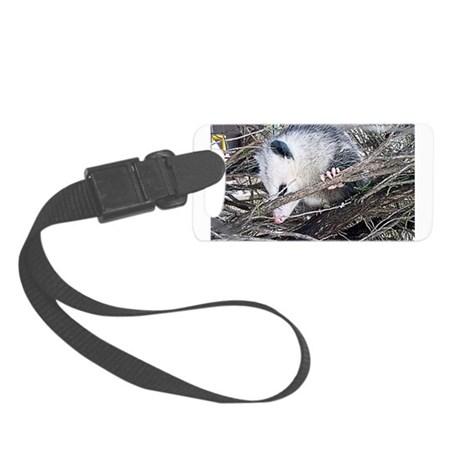 possum Small Luggage Tag
