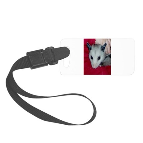Little Possum Small Luggage Tag