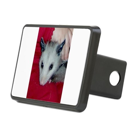 Little Possum Rectangular Hitch Cover