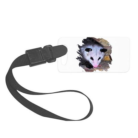 possum Small Luggage Tag