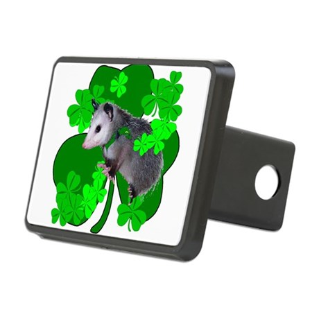 shamrockposs.png Rectangular Hitch Cover