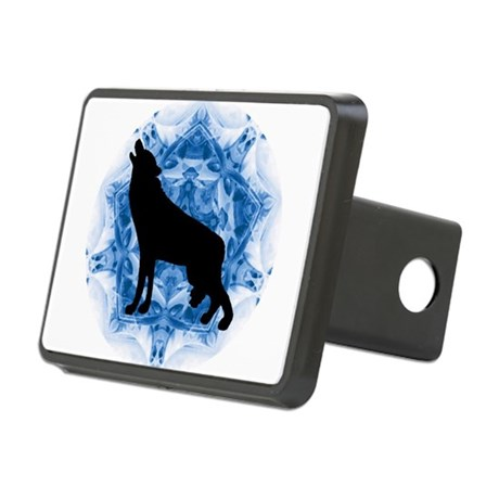 wolfblu.png Rectangular Hitch Cover