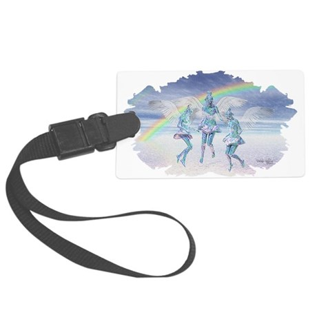 angels50lg.jpg Large Luggage Tag