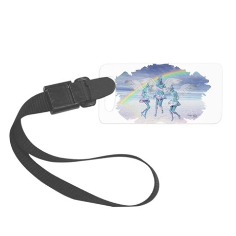 angels50lg.jpg Small Luggage Tag