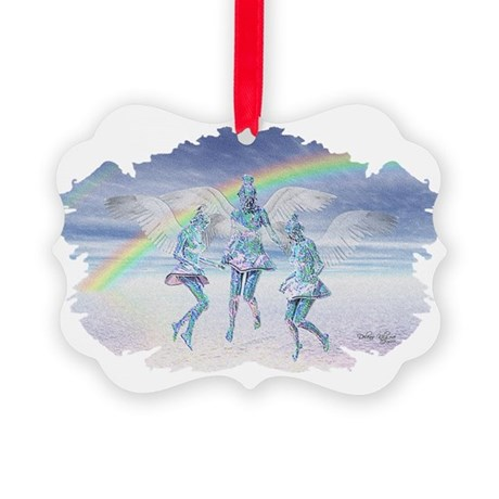 angels50lg.jpg Picture Ornament