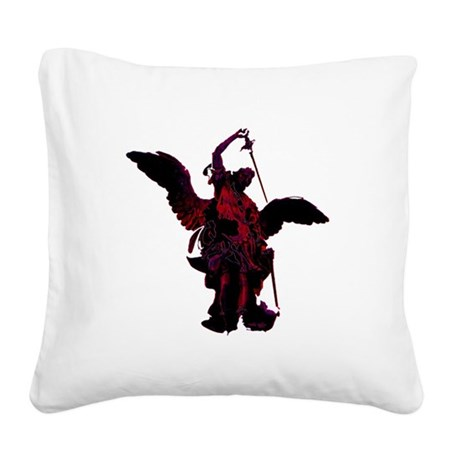 angel1a2blg.png Square Canvas Pillow