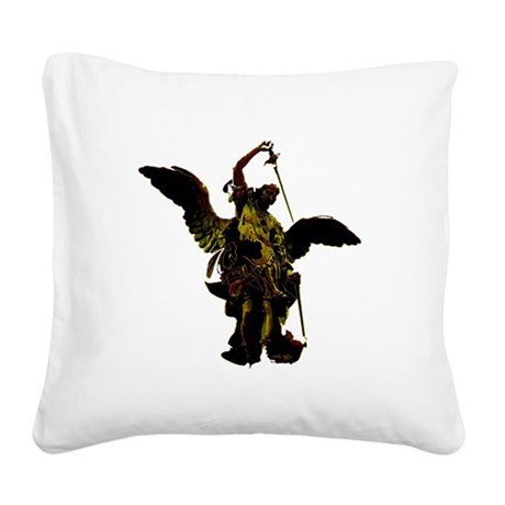 angel1a2dlg.png Square Canvas Pillow