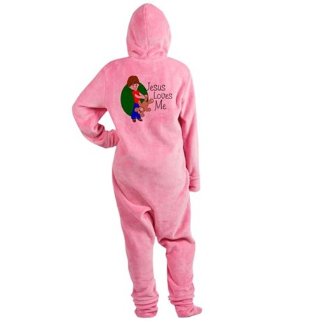 jlma.png Footed Pajamas