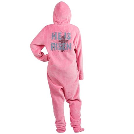 risen1a.png Footed Pajamas