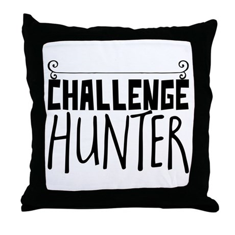 reedeemed2.png Square Canvas Pillow