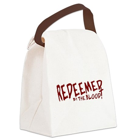 reedeemed2.png Canvas Lunch Bag