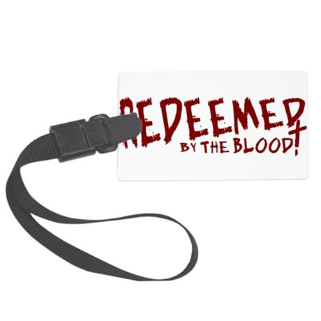 reedeemed2.png Large Luggage Tag
