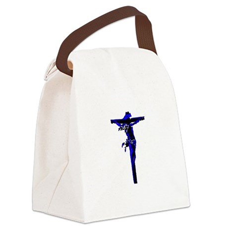 Jesus19.png Canvas Lunch Bag