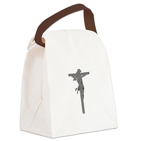 Jesus16b.png Canvas Lunch Bag