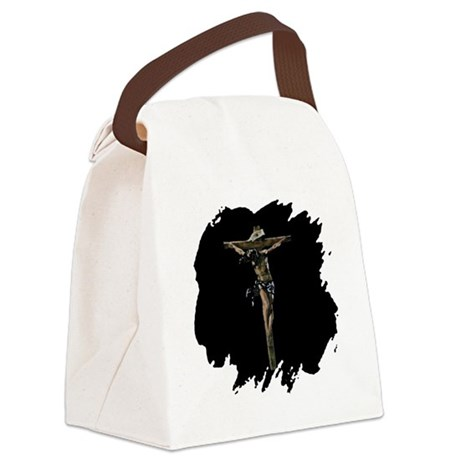 Jesus14b.png Canvas Lunch Bag