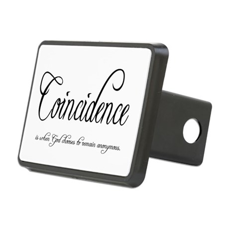 coincidence Rectangular Hitch Cover