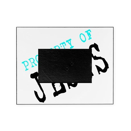 Property of Jesus Picture Frame