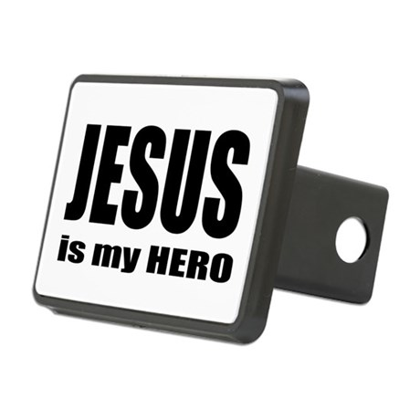 hero Rectangular Hitch Cover