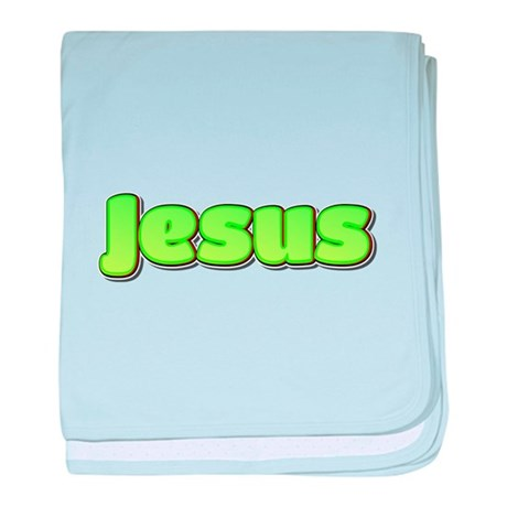 Jesus Leather Card Holder