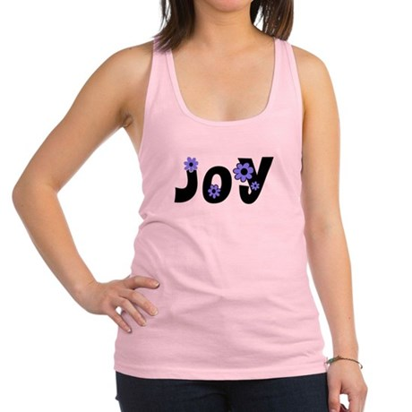 Joy Racerback Tank Top
