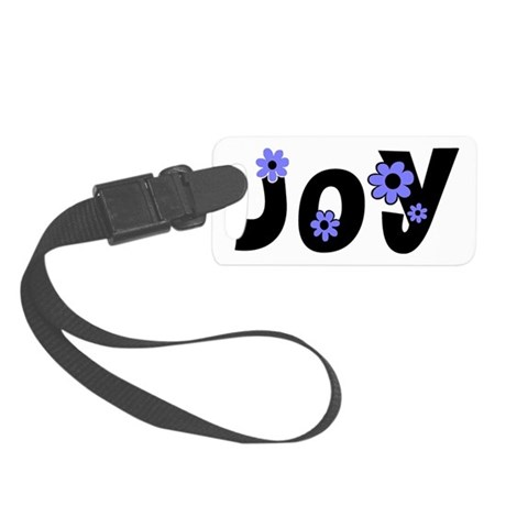 Joy Small Luggage Tag
