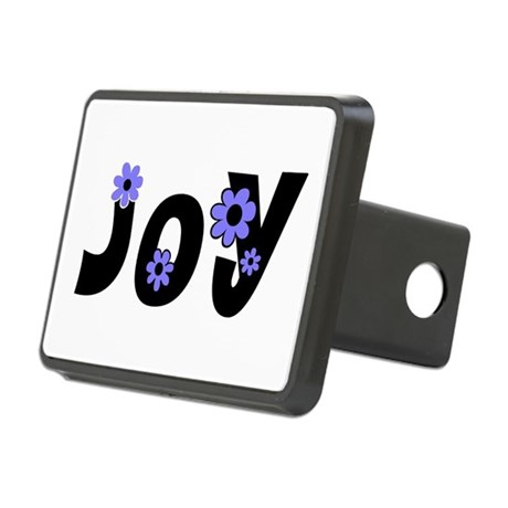 Joy Rectangular Hitch Cover