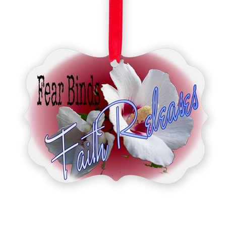 fearbinds.JPG Picture Ornament