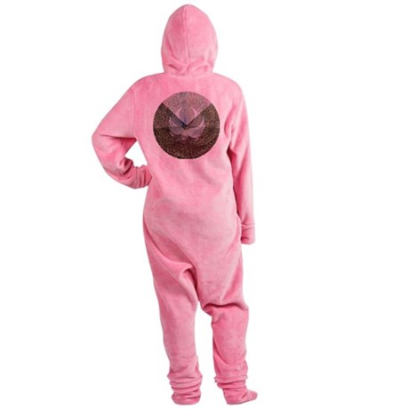 Guardian Angel Footed Pajamas