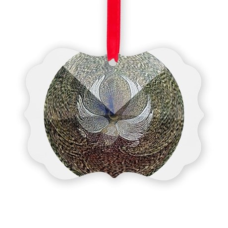 Guardian Angel Picture Ornament