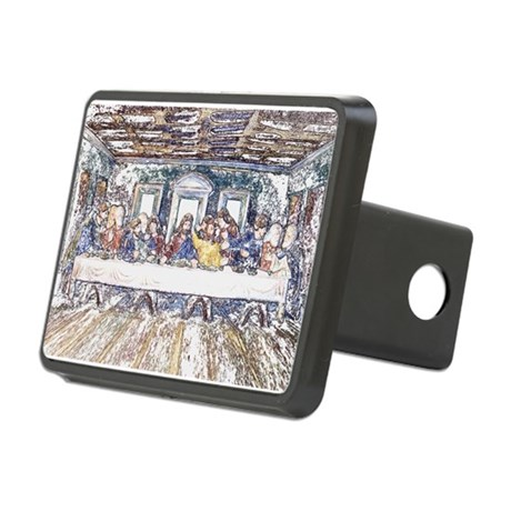 lastsupperpencil2.jpg Rectangular Hitch Cover