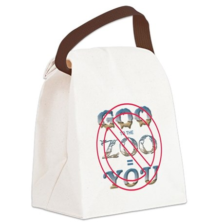 goozoo5.png Canvas Lunch Bag