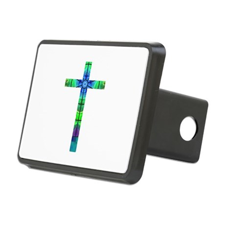 Cross 013 Rectangular Hitch Cover