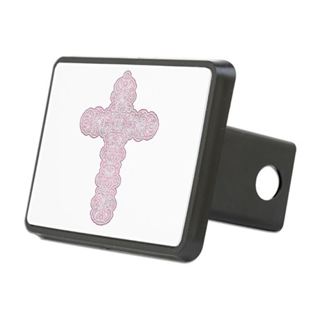 cross28.png Rectangular Hitch Cover