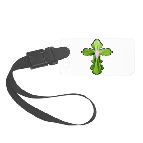 cross33b5.png Small Luggage Tag