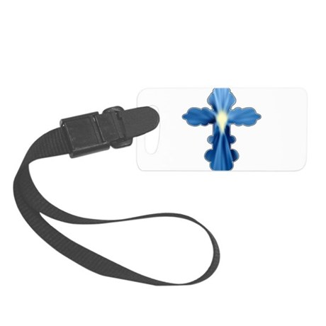 cross33a.png Small Luggage Tag