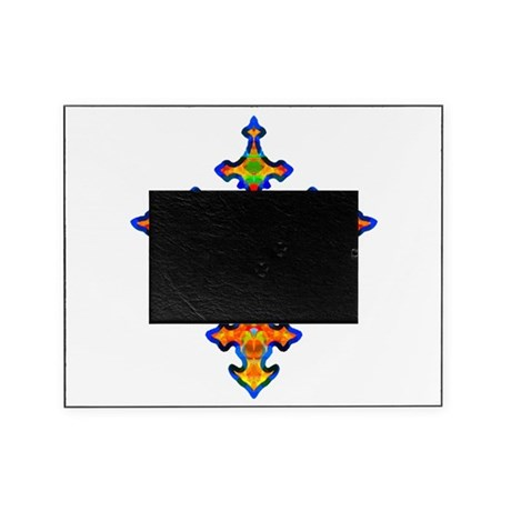 cross25f.png Picture Frame