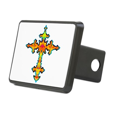 cross25c.png Rectangular Hitch Cover