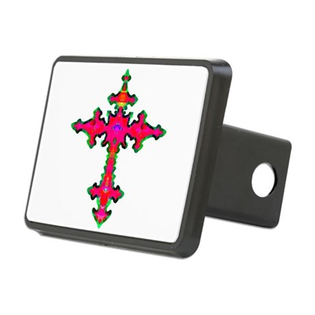 cross25b.png Rectangular Hitch Cover