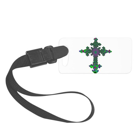 cross24b3.png Small Luggage Tag