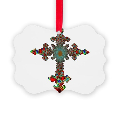 cross24c.png Picture Ornament