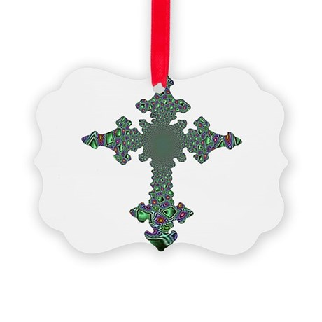 cross24b.png Picture Ornament