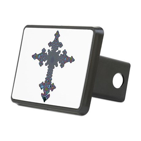 cross24a.png Rectangular Hitch Cover