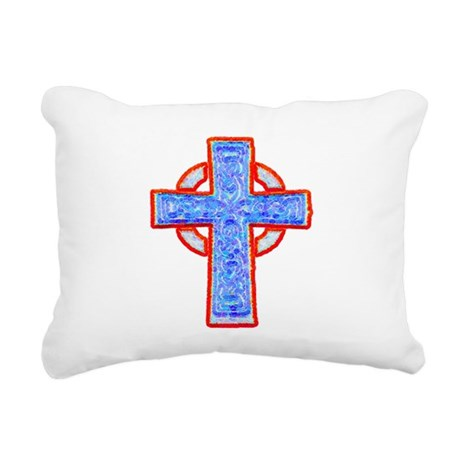 cross29a.png Rectangular Canvas Pillow