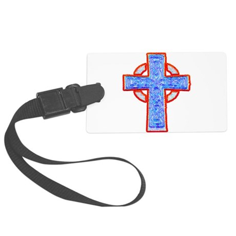 cross29a.png Large Luggage Tag