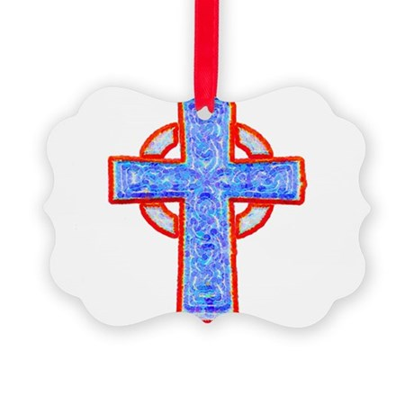 cross29a.png Picture Ornament