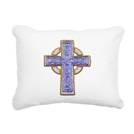 cross29.png Rectangular Canvas Pillow