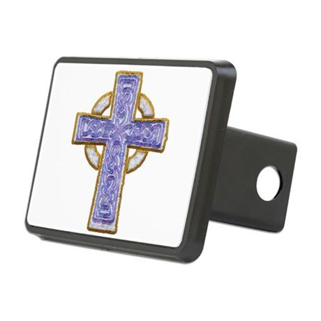 cross29.png Rectangular Hitch Cover