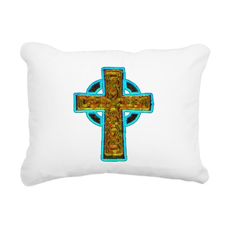 cross29b.png Rectangular Canvas Pillow