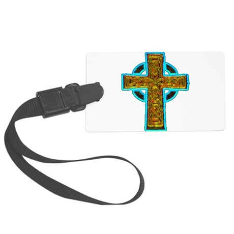 cross29b.png Large Luggage Tag