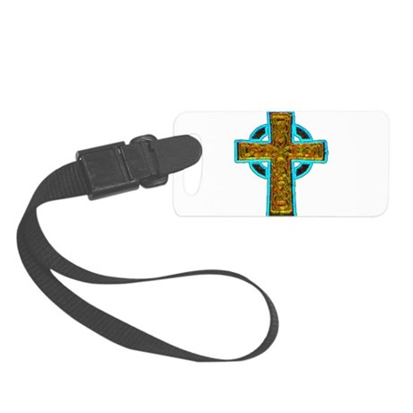 cross29b.png Small Luggage Tag